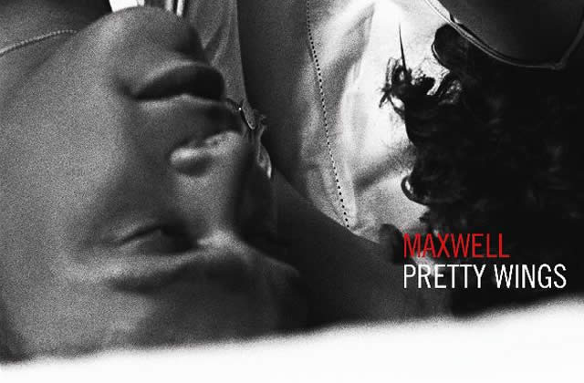 Maxwell revient avec Pretty Wings