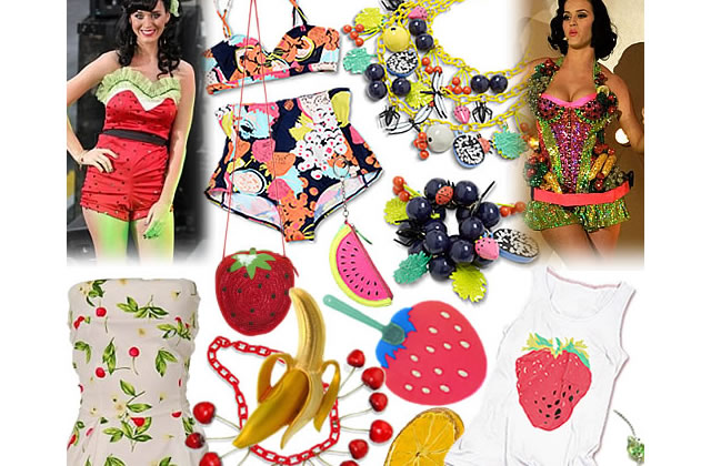 Salade de fruits, bijoux et compagnie