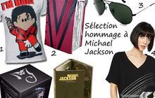 Sélection graphique : Hommage à Michael Jackson