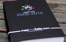 Agenda madmoiZelle 2009-2010 : il est là !