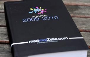 Lien permanent vers Agenda madmoiZelle 2009-2010 : il est là !