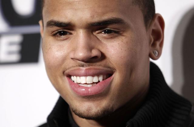 Chris Brown n'a pas compris qu'il ne pourrait plus pécho