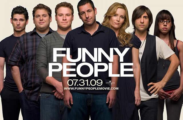 Funny People, le nouveau coup de Judd Apatow