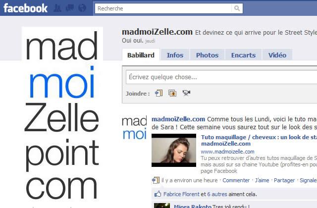 madmoiZelle est sur Facebook sur facebook.com/madmoizelle
