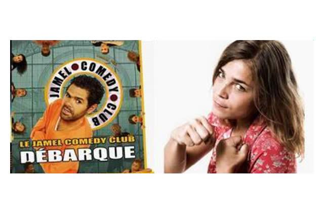 Quand Blanche du Jamel Comedy se transforme en Marjorie Poulet