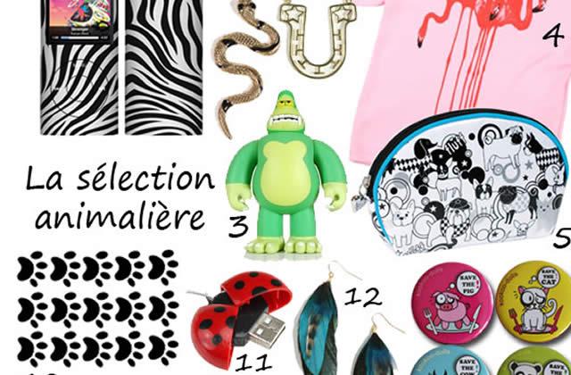 Sélection graphique #15 : la sélection animalière !