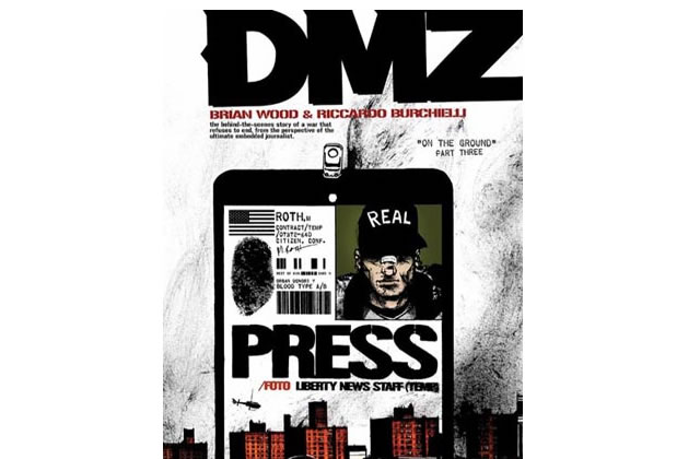 Dmz, de Wood et Burchielli