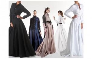 Lien permanent vers La longue robe chemise d'Alexis Mabille