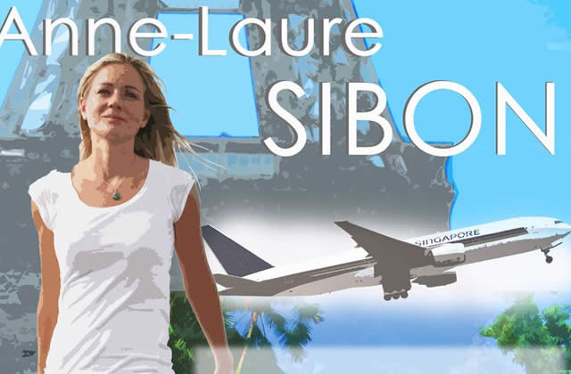 Anne-Laure Sibon (Star Ac' 2) is back !