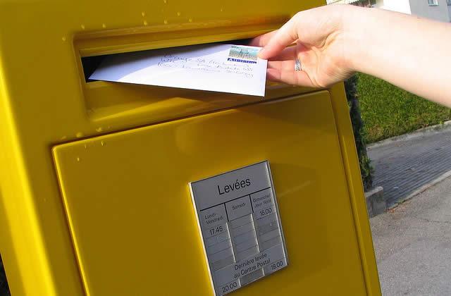 Envoie ta plus belle lettre à la Poste !