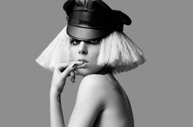 Lady Gaga chez Ruquier : le choc des époques
