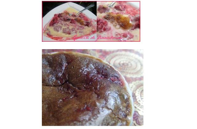 Recettes de desserts à la framboise !