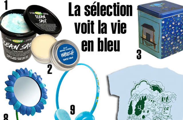 Sélection graphique de la semaine #16 : la vie en bleu !