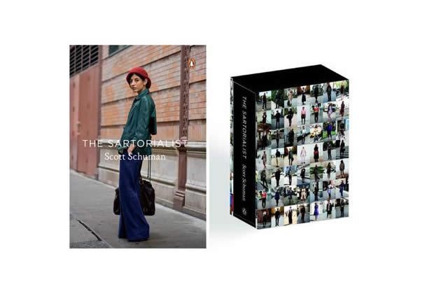 The Sartorialist sort un livre : street styles deluxe !