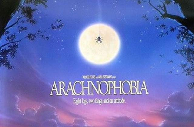 [1 Phobie, des films] L'arachnophobie