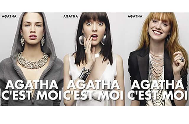 35 ans de bijoux à gagner chez Agatha