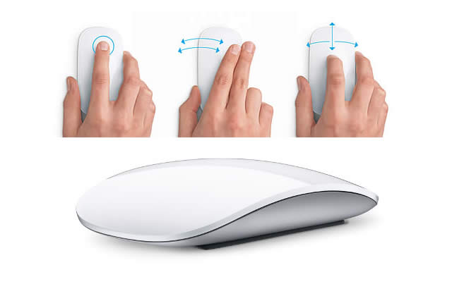 Apple Magic Mouse, la souris révolutionnaire d'Apple