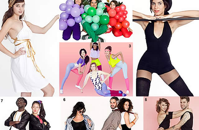 Costumes d'Halloween chez American Apparel