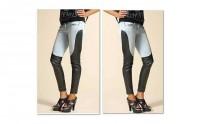 Le jeans Mango 2009 semi cuir : pourquoi ?