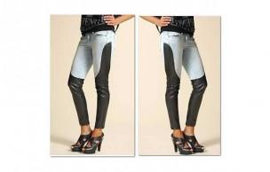 Lien permanent vers Le jeans Mango 2009 semi cuir : pourquoi ?