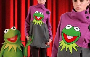 Lien permanent vers Le manteau Kermit (JC de Castelbajac)