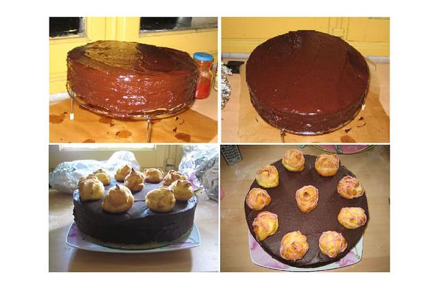Recette Gâteaux cake