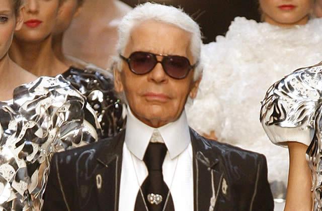 Karl Lagerfeld : «personne ne veut voir de femmes rondes»