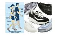 Shape-Ups : les baskets qui donnent la ligne