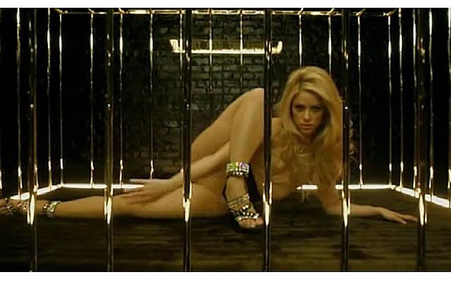 Analyse iconographique de She wolf, le clip de Shakira