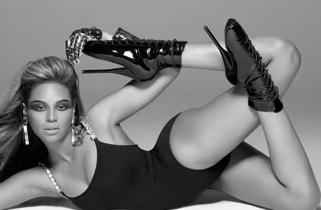Beyoncé se fait un p'tit slam à Londres