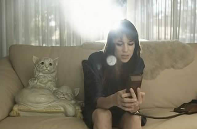 Charlotte Gainsbourg / Beck : Heaven Can Wait, le clip
