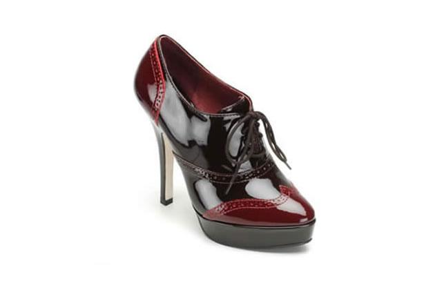 Chaussures bicolores et bimatières pour effets de style !