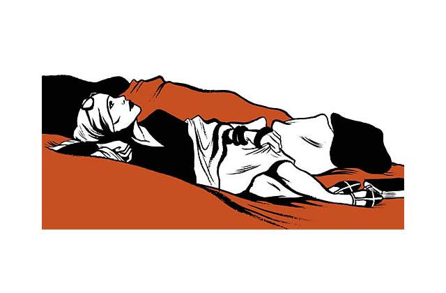 Diglee : son premier roman graphique sur Manolosanctis
