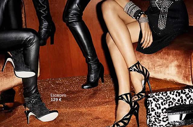 Jimmy Choo pour H&M : la guerre des chaussures aura bien lieu
