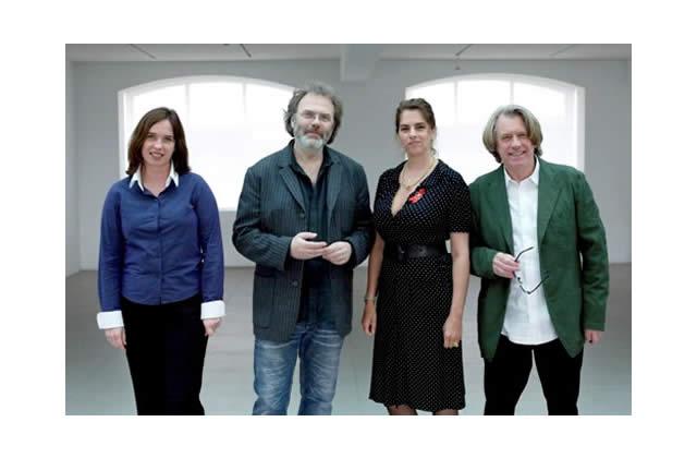 La première émission de télé-réalité pour artistes contemporains