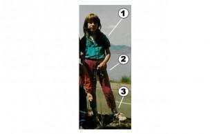 Lien permanent vers Polo  + survêt + chaussettes : une aventurière de 1993