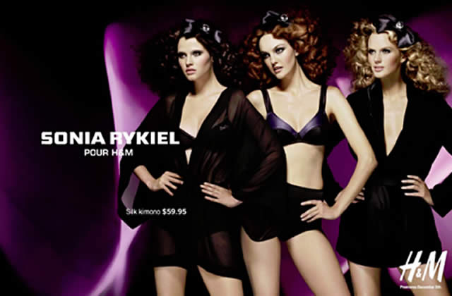 [MAJ] Sonia Rykiel pour H&M : premier aperçu de la collection