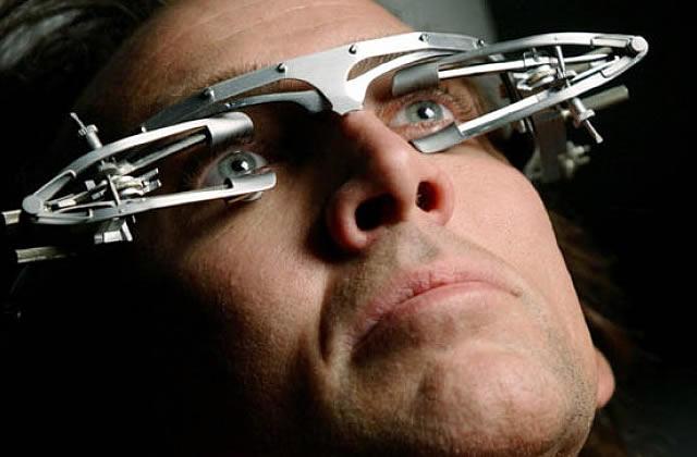 L'opération myopie au laser