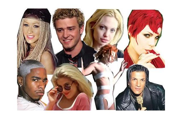 2000-2009 : 10 ans de coupes de cheveux