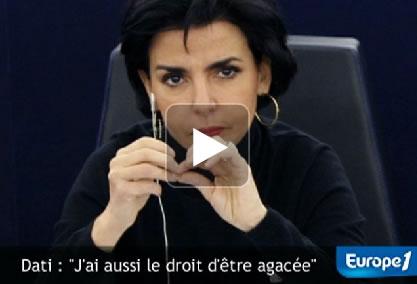 Clique pour écouter l'interview audio sur Europe1