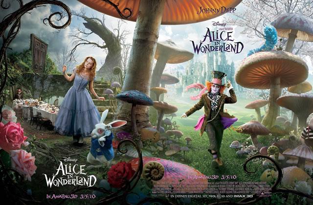 Alice au Pays des Merveilles : nouveau trailer