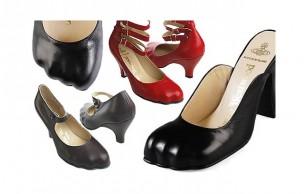 Lien permanent vers Chaussures Vivienne Westwood : moulées sur le pied !