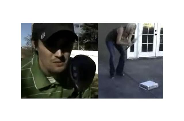 [maj] Elle lui éclate sa Xbox, il lui défonce son laptop