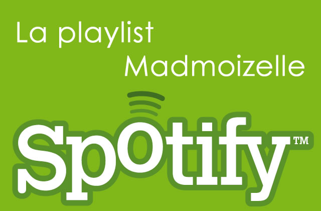 La Playlist madmoiZelle/Spotify de décembre 2009