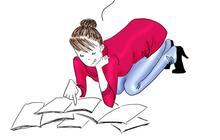 Le dessin de Maud : les filles et les horoscopes