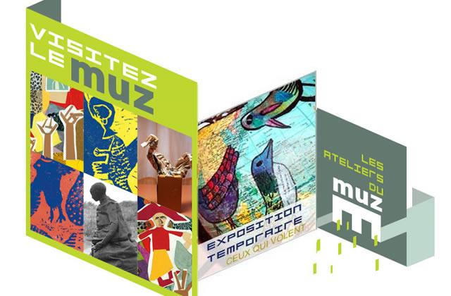Le MUZ, le musée virtuel pour dessins d'enfants !