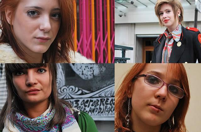 Le Top 5 des Street Style de novembre 2009