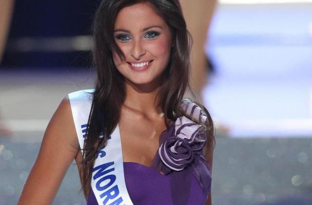 Miss France 2010 : c'est Miss Normandie (Malika Menard)