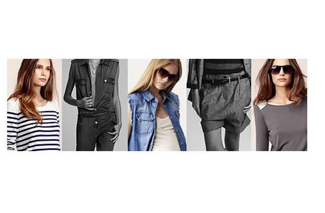 Mode Printemps-été 2010, premier coup d'oeil