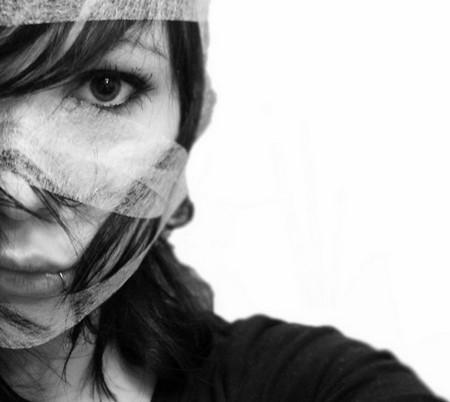 Travail d'expression plastique sur le thème de la perturbation du visage